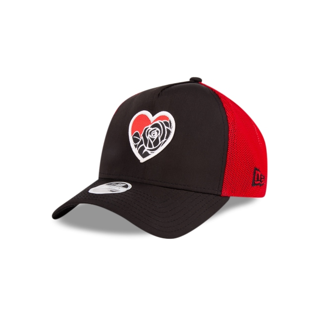 New Era  Morra Mujer 9forty Af Strapback | New Era Cap