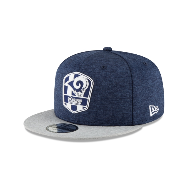 Los Angeles Rams NFL Sideline Attack 9FIFTY Snapback | Gorras de Los Angeles Rams | New Era México