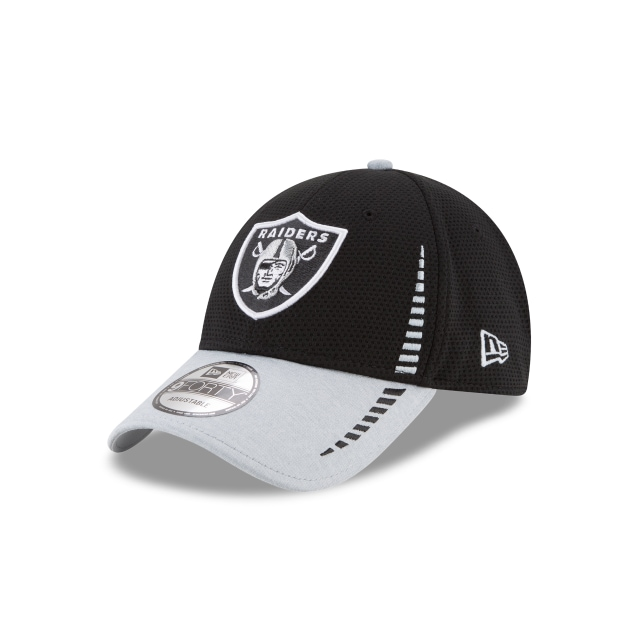 Oakland Raiders Speed Tech  9forty Strapback | Oakland Raiders Caps | New Era Cap