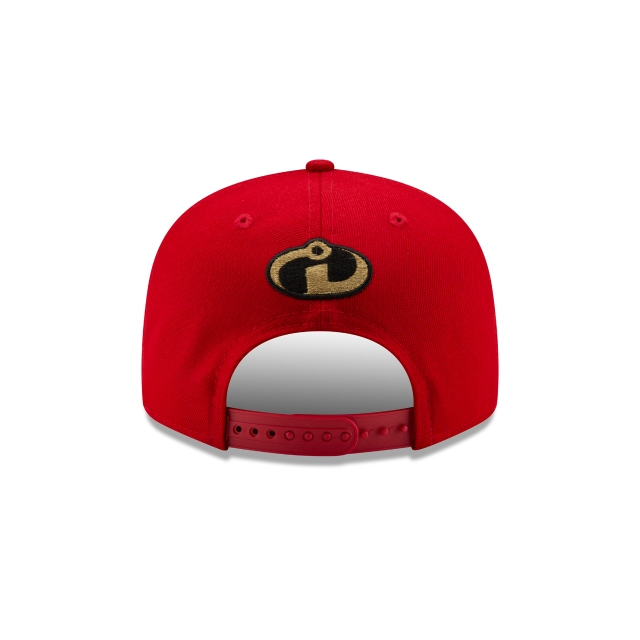 Gorra De Los Increíbles Loggo Stopper  9fifty Snapback | Logo Stopper 950 Caps | New Era Cap