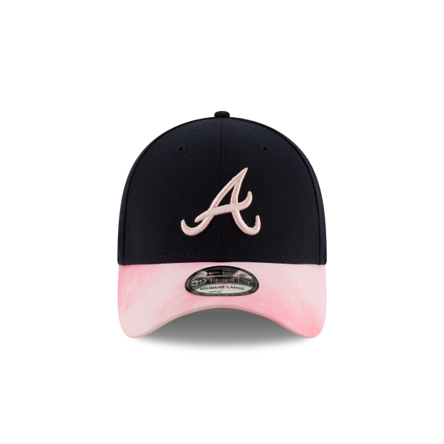 Gorra de Atlanta Braves MLB Mother's Day 2019  39THIRTY Elástica | Gorras de Atlanta Braves | New Era México