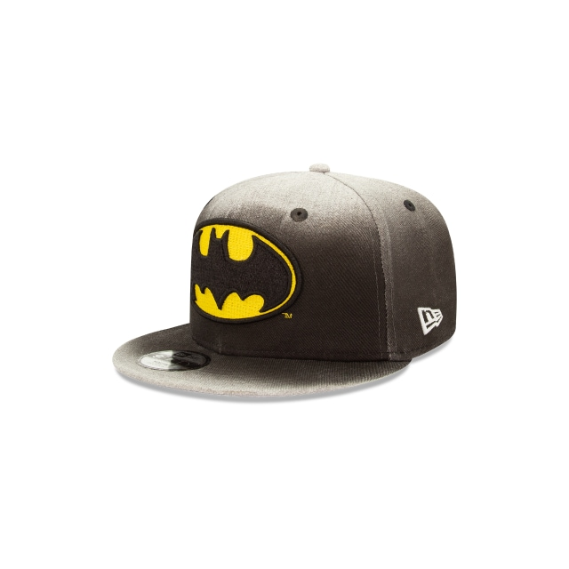 Gorra De Batman Faded Heather De Niño 9fifty Snapback | New Era Cap