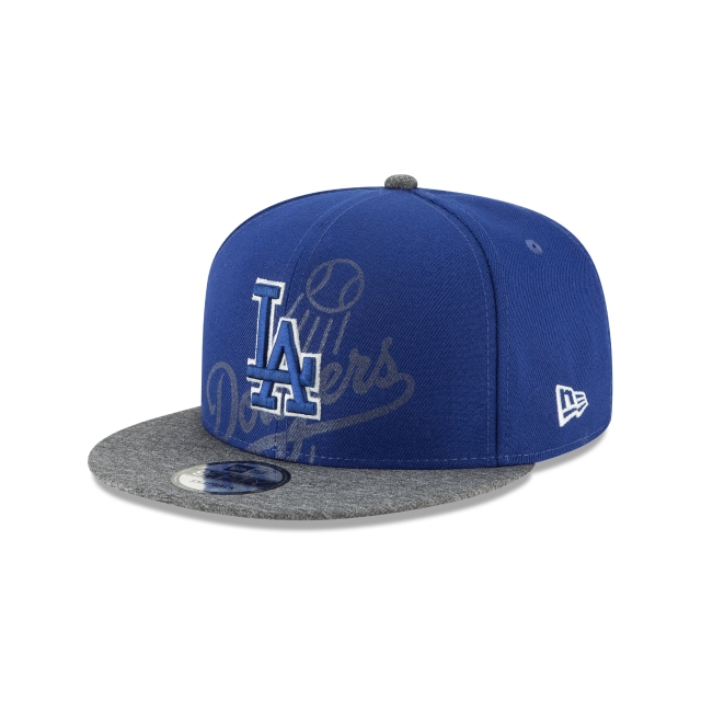 Los Angeles Dodgers Stadium Collection 9fifty Of Snapback | New Era Cap
