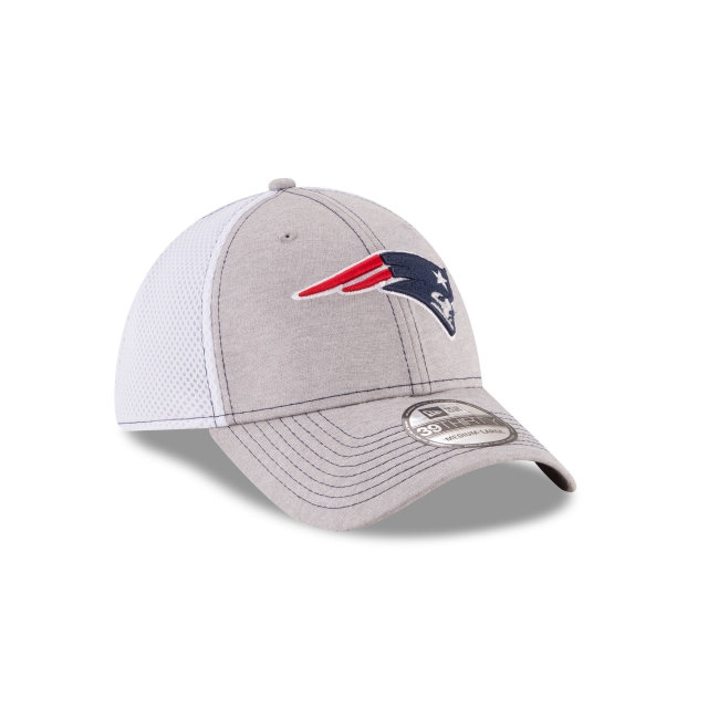 New England Patriots Classic Shade Neo 39thirty Elástica | New England Patriots Caps | New Era Cap
