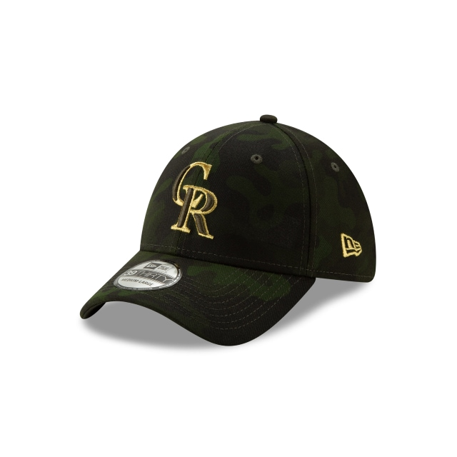Colorado Rockies Mlb Armed Forces Day 2019  39thirty Elástica | New Era Cap