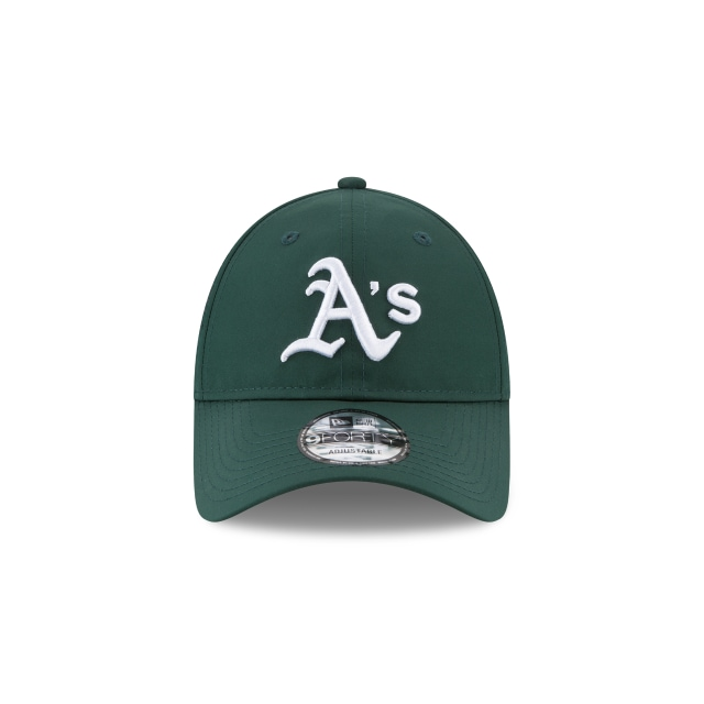 Oakland Athletics Perf Pivot  9forty Strapback | Oakland Athletics Caps | New Era Cap