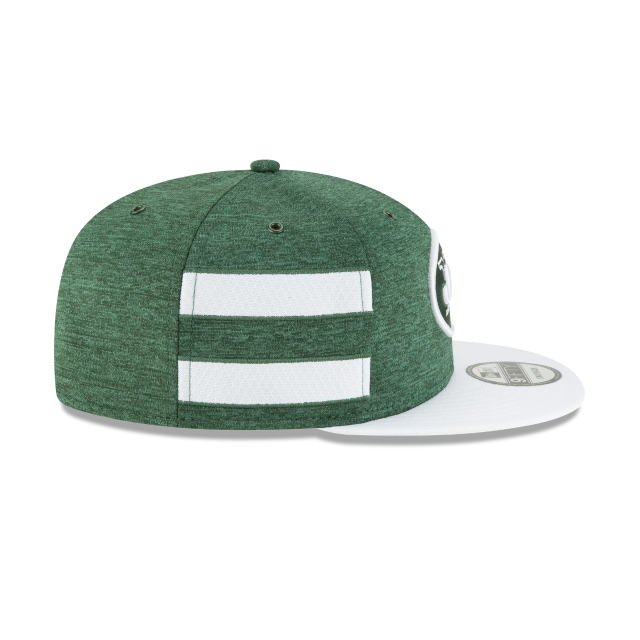 New York Jets Nfl Sideline Defend 2018 9fifty Snapback | New York Jets Caps | New Era Cap