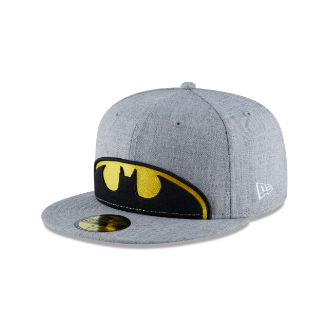 Gorra De Batman Logo Flipped  59fifty Cerrada | New Era Cap