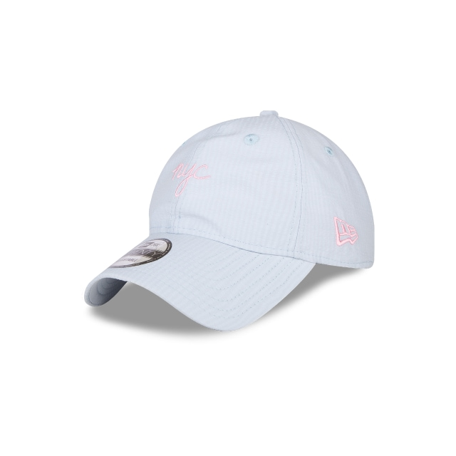 New Era Seersucker 9twenty Strapback | New Era Cap