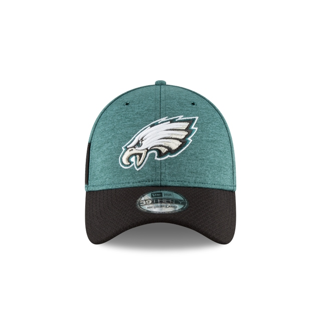 Philadelphia Eagles NFL Sideline Defend 2018  39THIRTY Elástica | Gorras de Philadelphia Eagles | New Era México