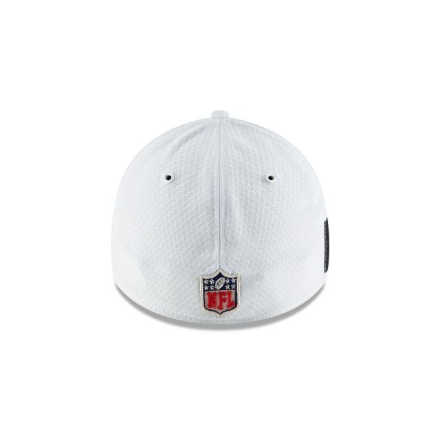 Oakland Raiders Nfl Color Rush 2018 39thirty Elástica | Oakland Raiders Caps | New Era Cap