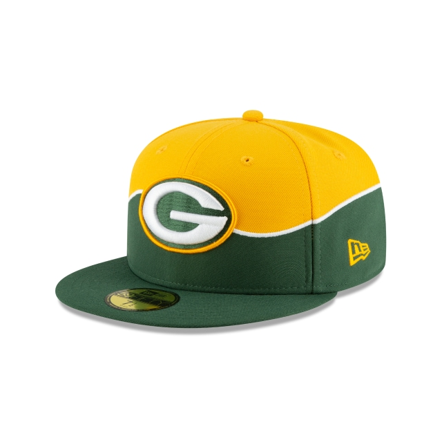 Gorra De Green Bay Packers Nfl Draft 2019  59fifty Cerrada | New Era Cap