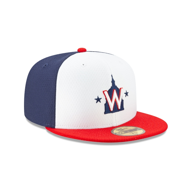 Washington Nationals Mlb Batting Practice 2019  59fifty Cerrada | Washington Nationals Caps | New Era Cap
