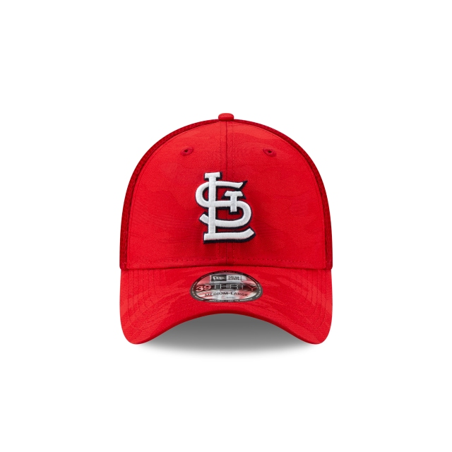 St. Louis Cardinals Camo Front 39thirty Elástica | Saint Louis Cardinals Caps | New Era Cap