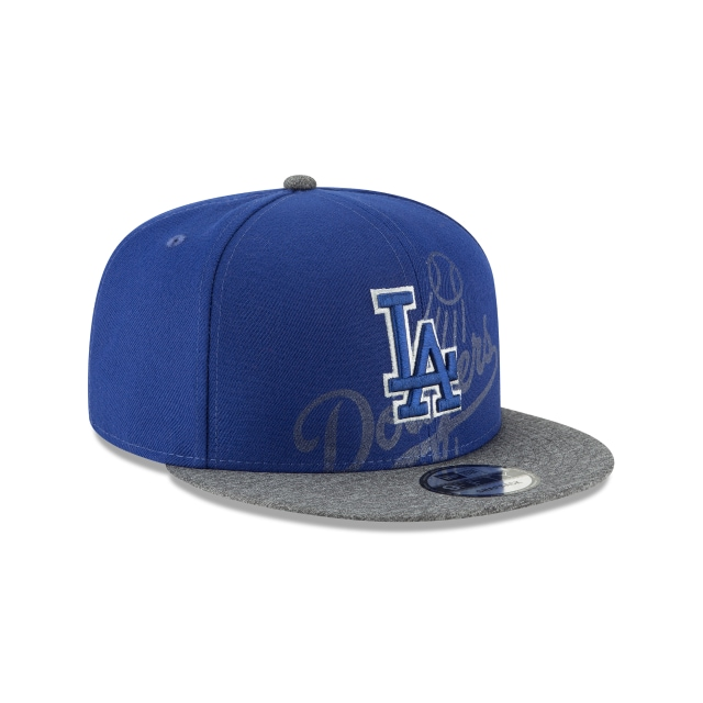 Los Angeles Dodgers Stadium Collection 9fifty Of Snapback | Los Angeles Dodgers Caps | New Era Cap