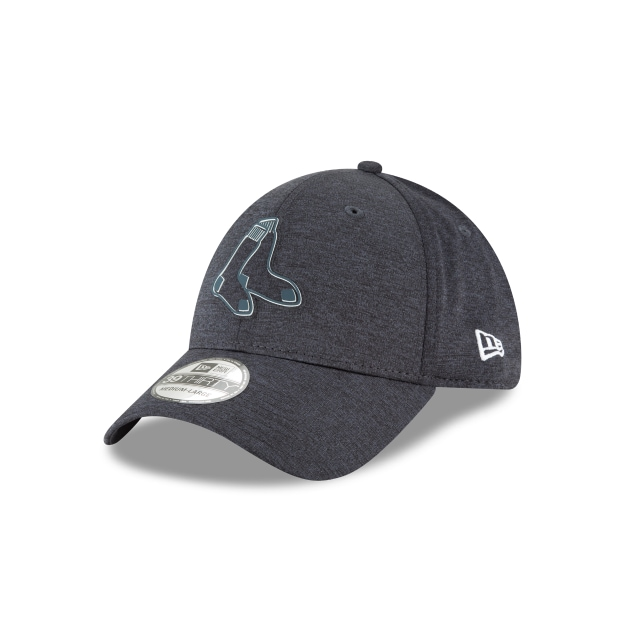 Boston Red Sox Clubhouse 2018  39THIRTY Elástica | Gorras de Boston Red Sox | New Era México