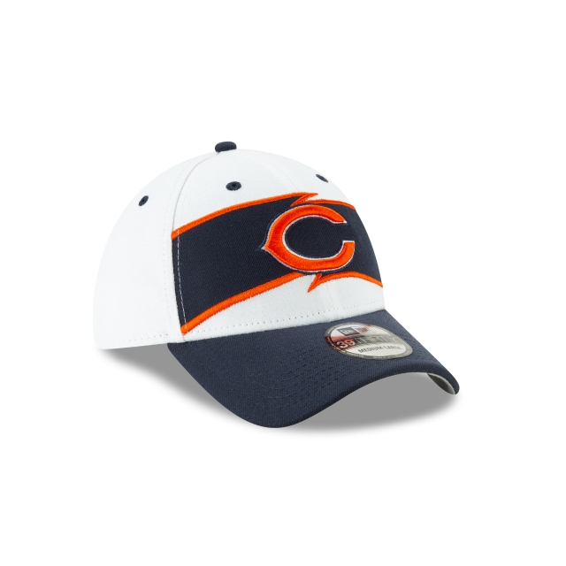 Chicago Bears Nfl Thanksgiving 2018  39thirty Elástica | Chicago Bears Caps | New Era Cap