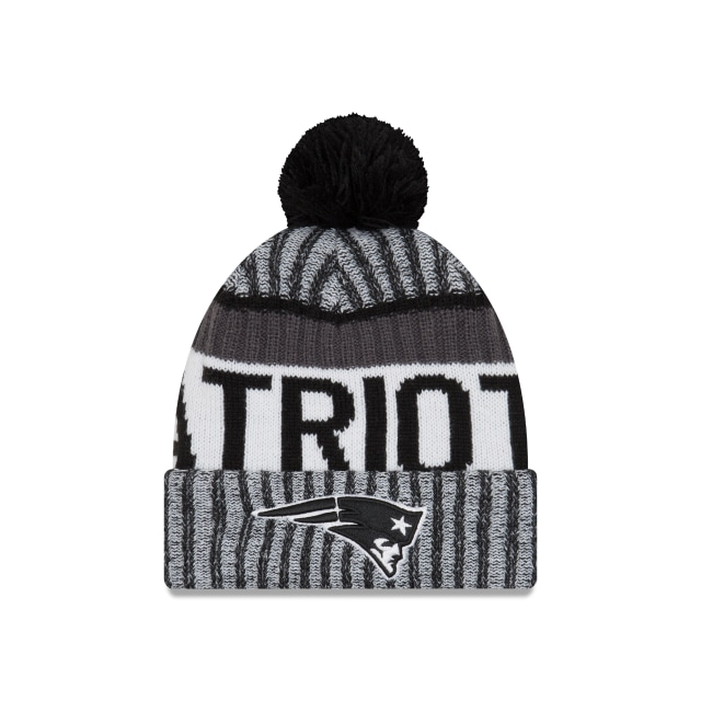 New England Patriots Cold Weather  Knit | Gorras de New England Patriots | New Era México