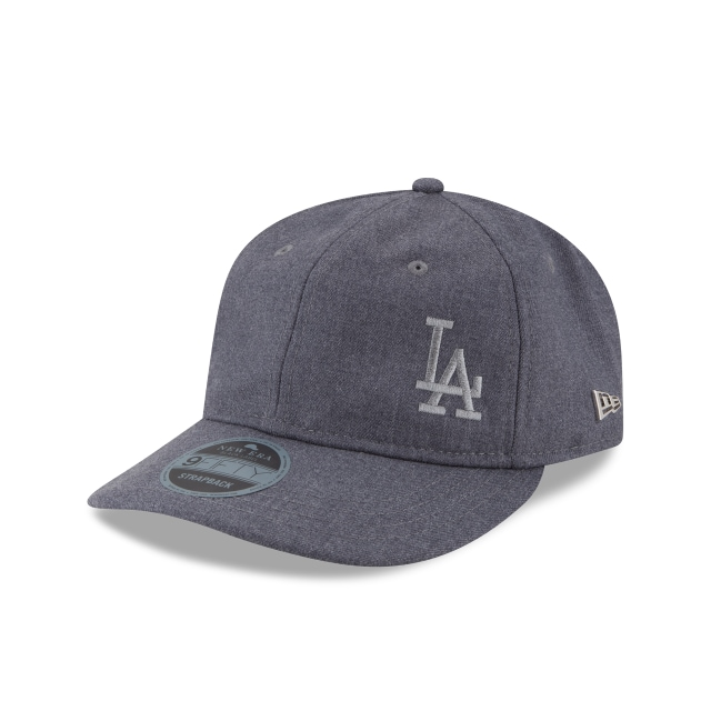 Los Angeles Dodgers Injection Pack Flawless Retro 9fifty Rc Snapback | New Era Cap