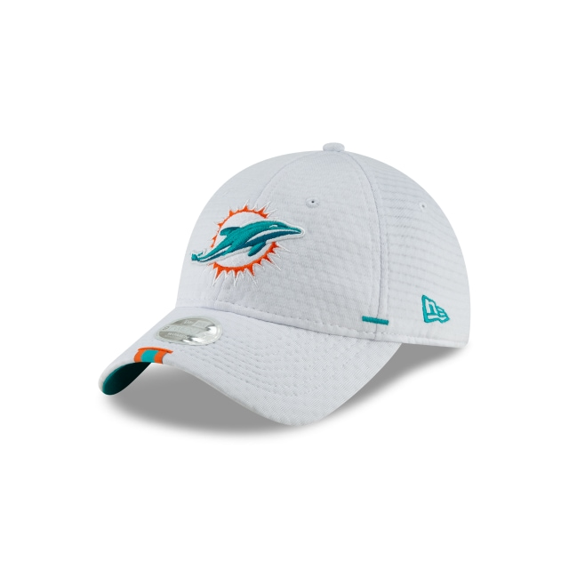 Miami Dolphins Nfl Training 2019 De Mujer 9twenty Strapback | New Era Cap