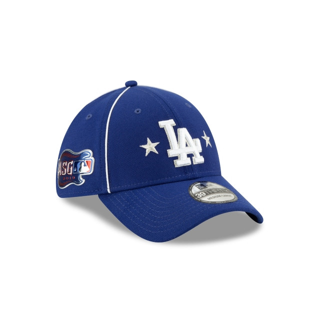 Los Angeles Dodgers Mlb All Star Game 2019  39thirty Elástica | Los Angeles Dodgers Caps | New Era Cap