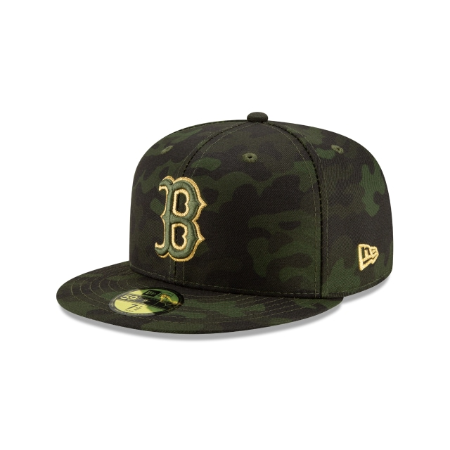 Boston Red Sox Mlb Armed Forces Day 2019  59fifty Cerrada | New Era Cap
