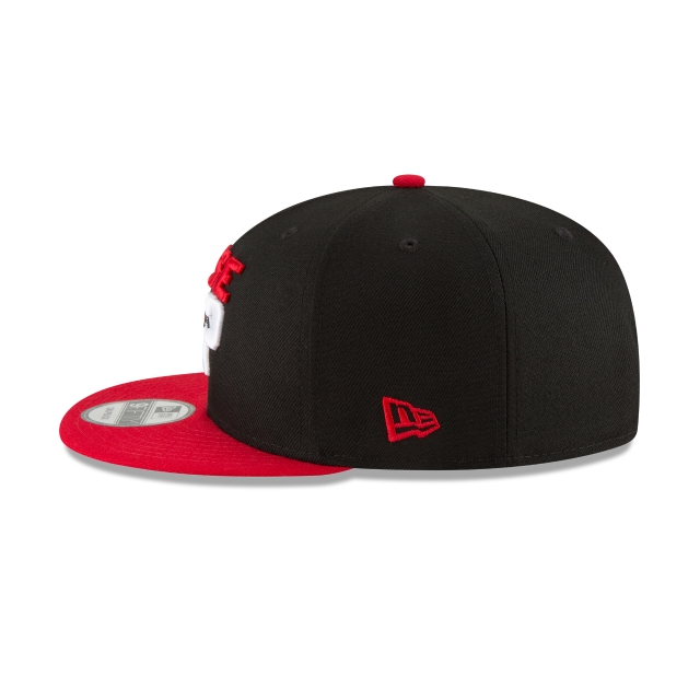 Atlanta Falcons Draft NFL 2018 9FIFTY Snapback | Gorras de Atlanta Falcons | New Era México