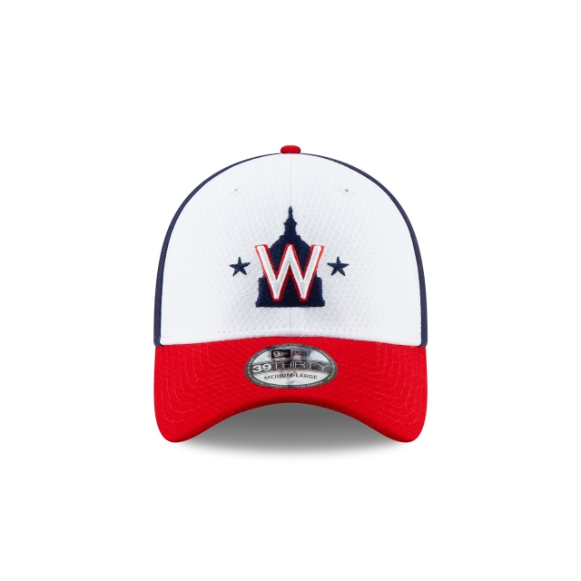 Washington Nationals MLB Batting Practice 2019  39THIRTY Elástica | Gorras de Washington Nationals | New Era México
