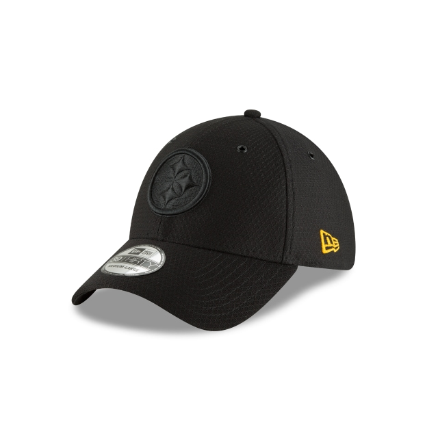 Pittsburgh Steelers NFL Color Rush 2018 39THIRTY Elástica | Gorras de Pittsburgh Steelers | New Era México