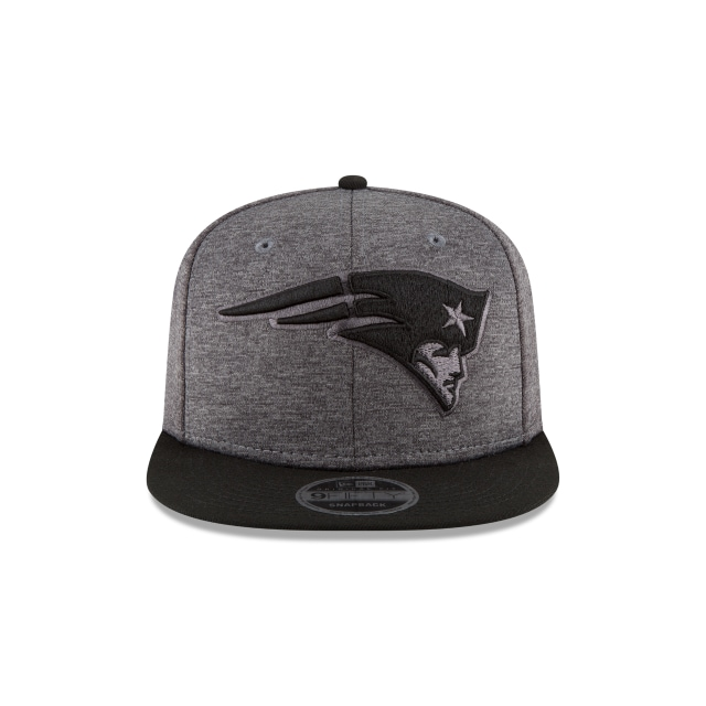 New England Patriots Heather Huge Snap  9FIFTY OF Snapback | Gorras de New England Patriots | New Era México