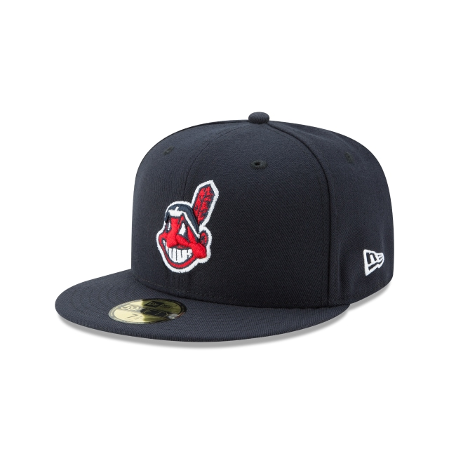 Gorra De Cleveland Indians Authentic Collection  59fifty Cerrada | New Era Cap