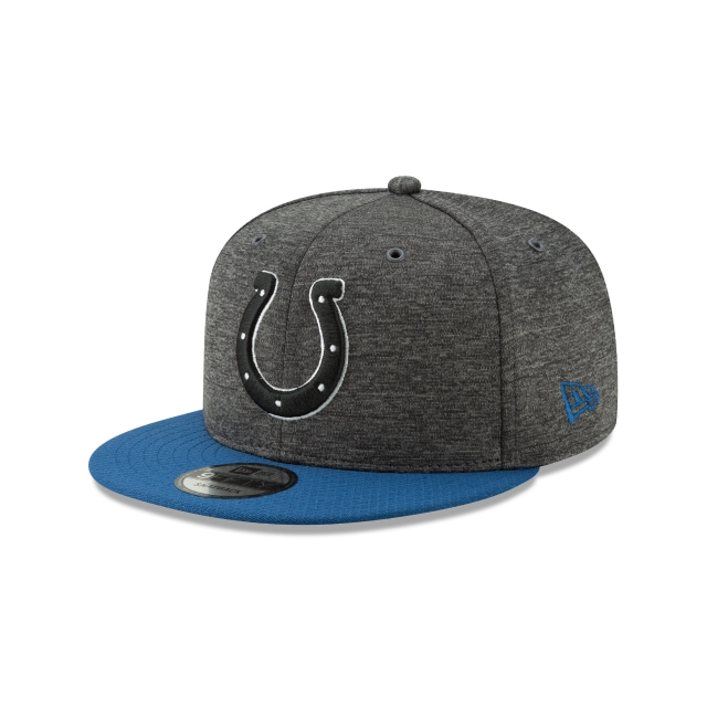 Indianapolis Colts Nfl Sideline Defend 2018 Niño 9fifty Snapback | Indianapolis Colts Caps | New Era Cap