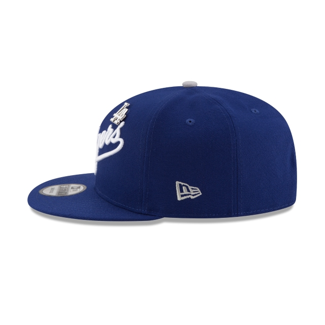 Los Angeles Dodgers Pinned Snap  9fifty Snapback | Los Angeles Dodgers Caps | New Era Cap
