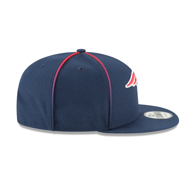 New England Patriots Hiden Hue  9fifty Snapback | New England Patriots Caps | New Era Cap