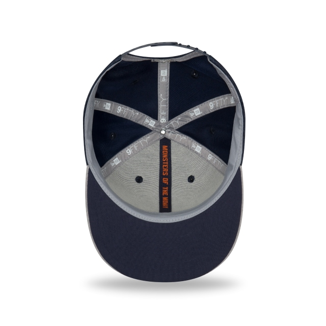 Chicago Bears Nfl Sideline Attack 9fifty Snapback | Chicago Bears Caps | New Era Cap
