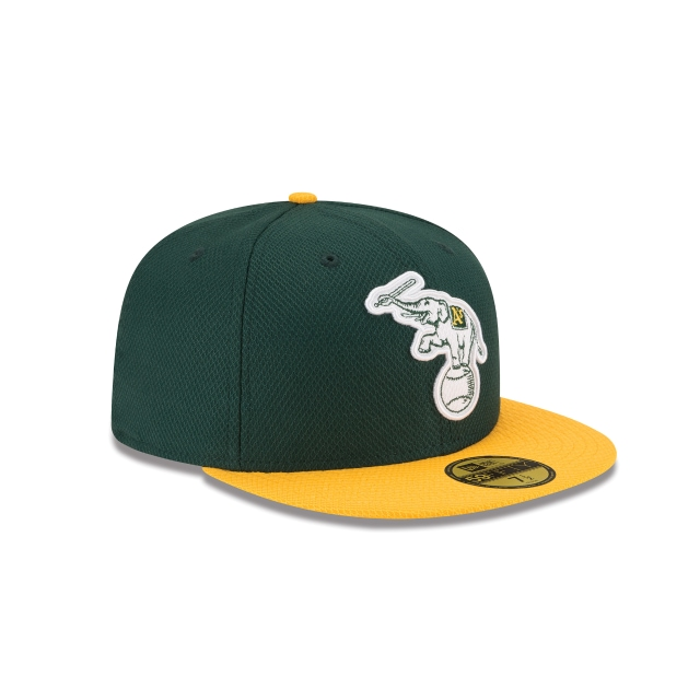 Oakland Athletics MLB Diamond Era 59FIFTY Cerrada | Gorras de Oakland Athletics | New Era México