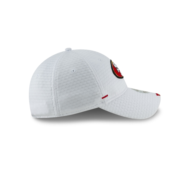 San Francisco 49ers Nfl Training 2019 De Mujer 9twenty Strapback | San Francisco 49ers Caps | New Era Cap