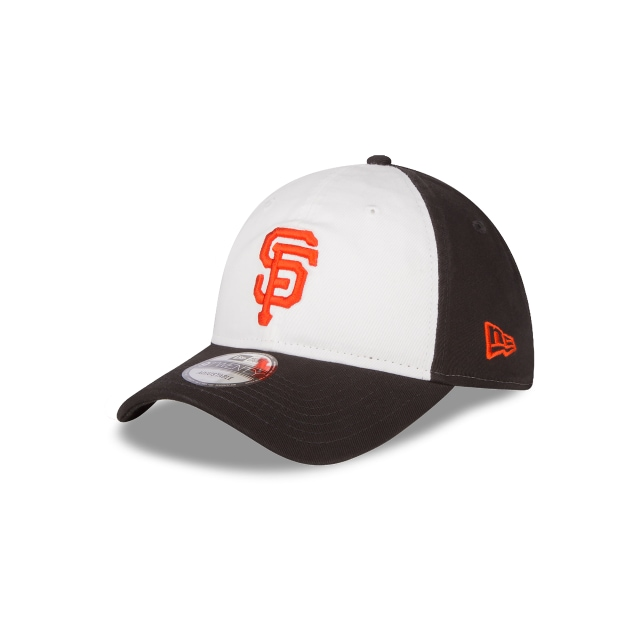 San Francisco Giants Core Classic 9twenty Strapback | New Era Cap