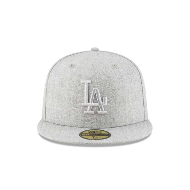 Los Angeles Dodgers Twisted Frame  59fifty Cerrada | Los Angeles Dodgers Caps | New Era Cap
