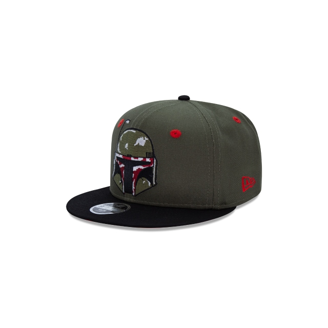 Boba Fet Star Wars De Niño 9fifty Of Snapback | New Era Cap