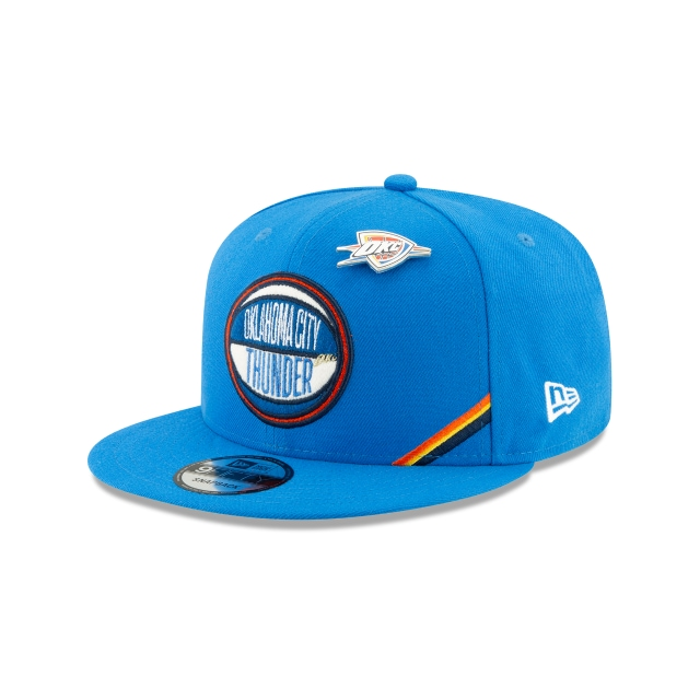 Oklahoma City Thunder Nba Draft 2019  9fifty Snapback | New Era Cap
