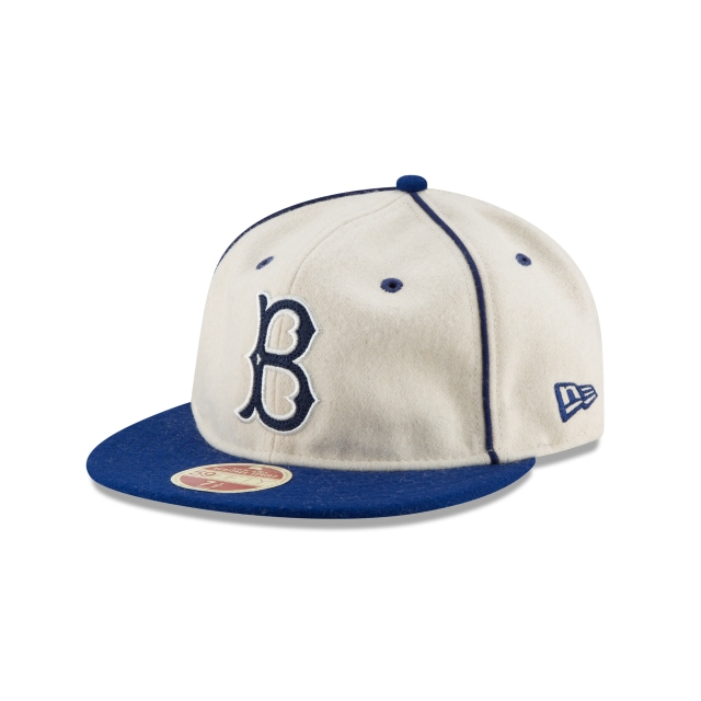 Brooklyn Dodgers Injection Pack Melton Retro  59fifty Cerrada | New Era Cap