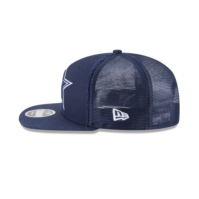 Dallas Cowboys Trucker Worn  9FIFTY OF Trucker Snapback | Gorras de Dallas Cowboys | New Era México