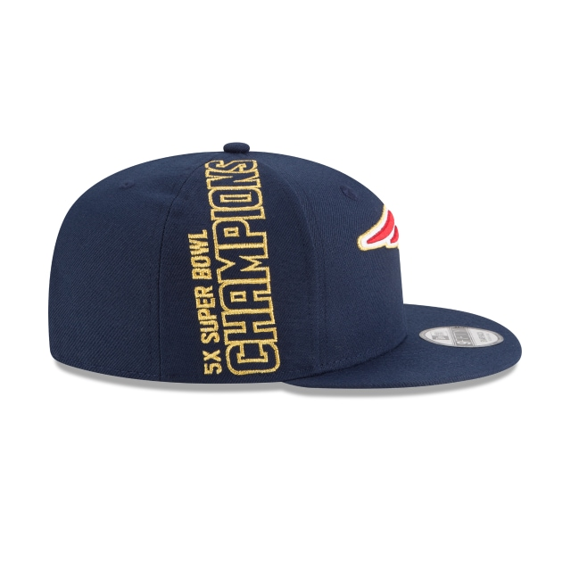 New England Patriots Tribute Flip  9FIFTY Snapback | Gorras de New England Patriots | New Era México