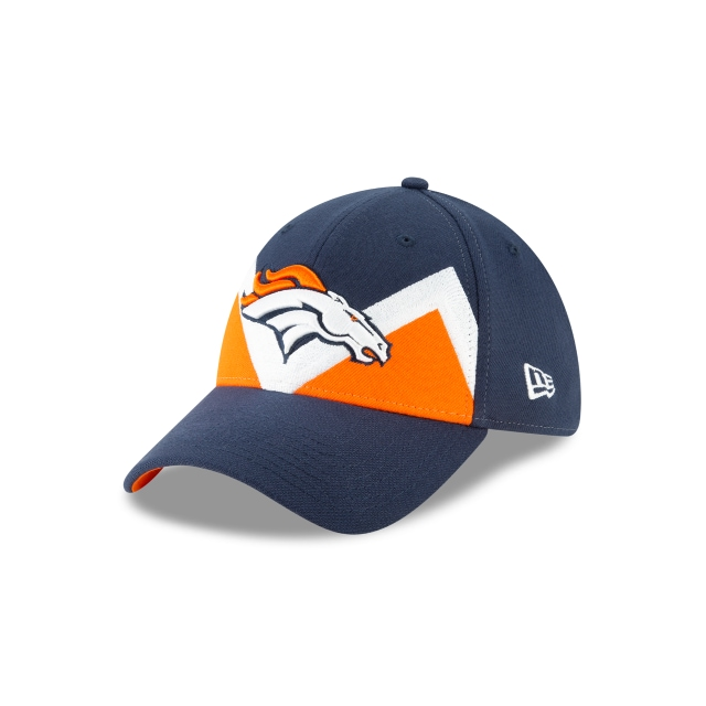 Gorra De Denver Broncos Nfl Draft 2019  39thirty Elástica | New Era Cap