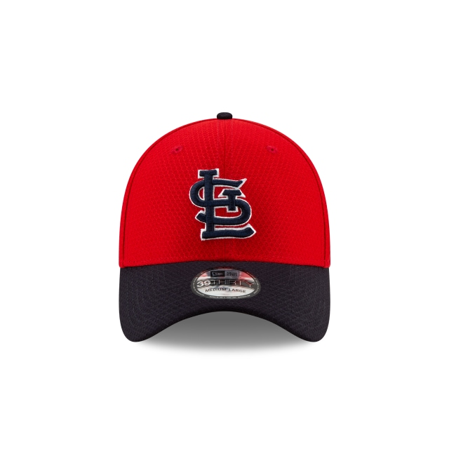 St. Louis Cardinals MLB Batting Practice 2019  39THIRTY Elástica | Gorras de Saint Louis Cardinals | New Era México