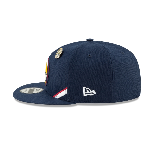 Denver Nuggets Nba Draft 2019  9fifty Snapback | Denver Nuggets Caps | New Era Cap