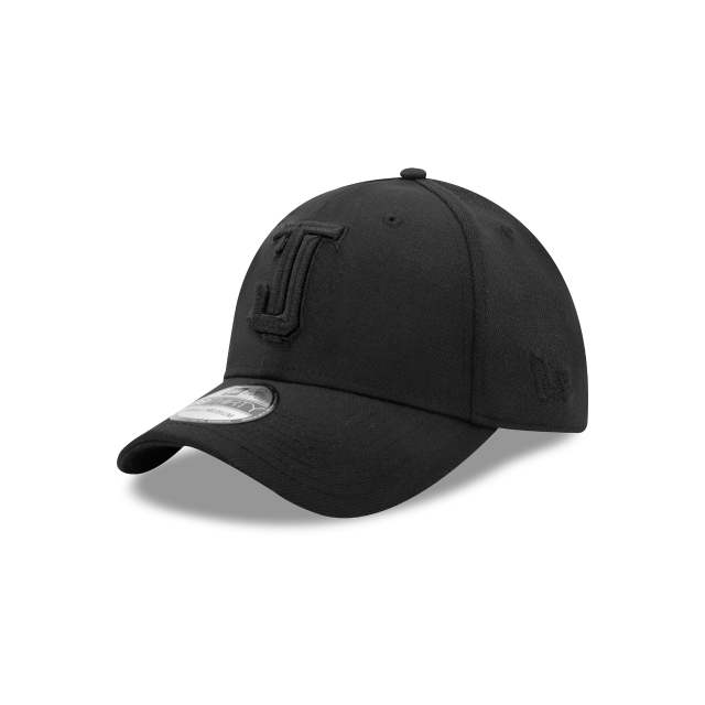 Gorra De Toros De Tijuana Colección Lmb 2019 Black On Black  39thirty Elástica | New Era Cap