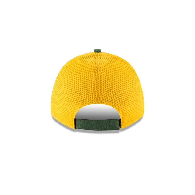 Green Bay Packers Shadow Turn  9forty Strapback | Green Bay Packers Caps | New Era Cap