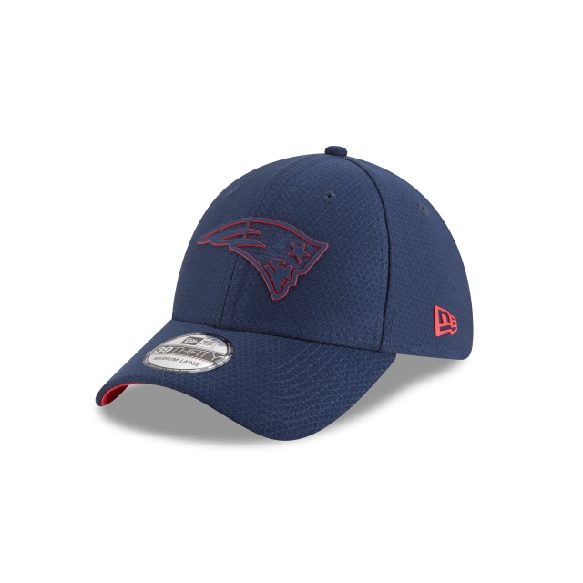 New England Patriots NFL Training 2018  39THIRTY Elástica | Gorras de New England Patriots | New Era México